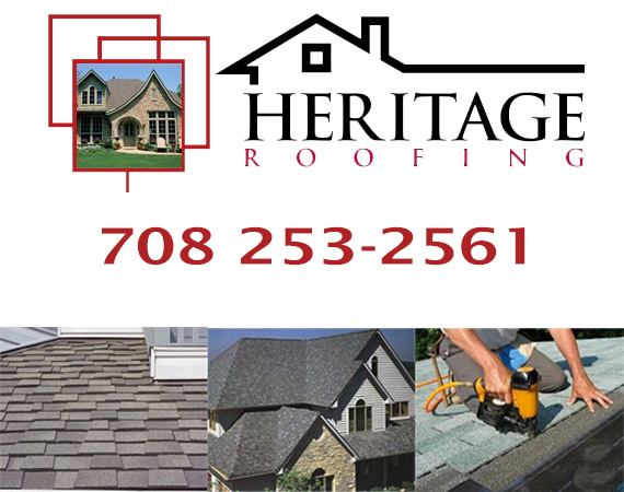 Business Profile Of Heritage Roofing