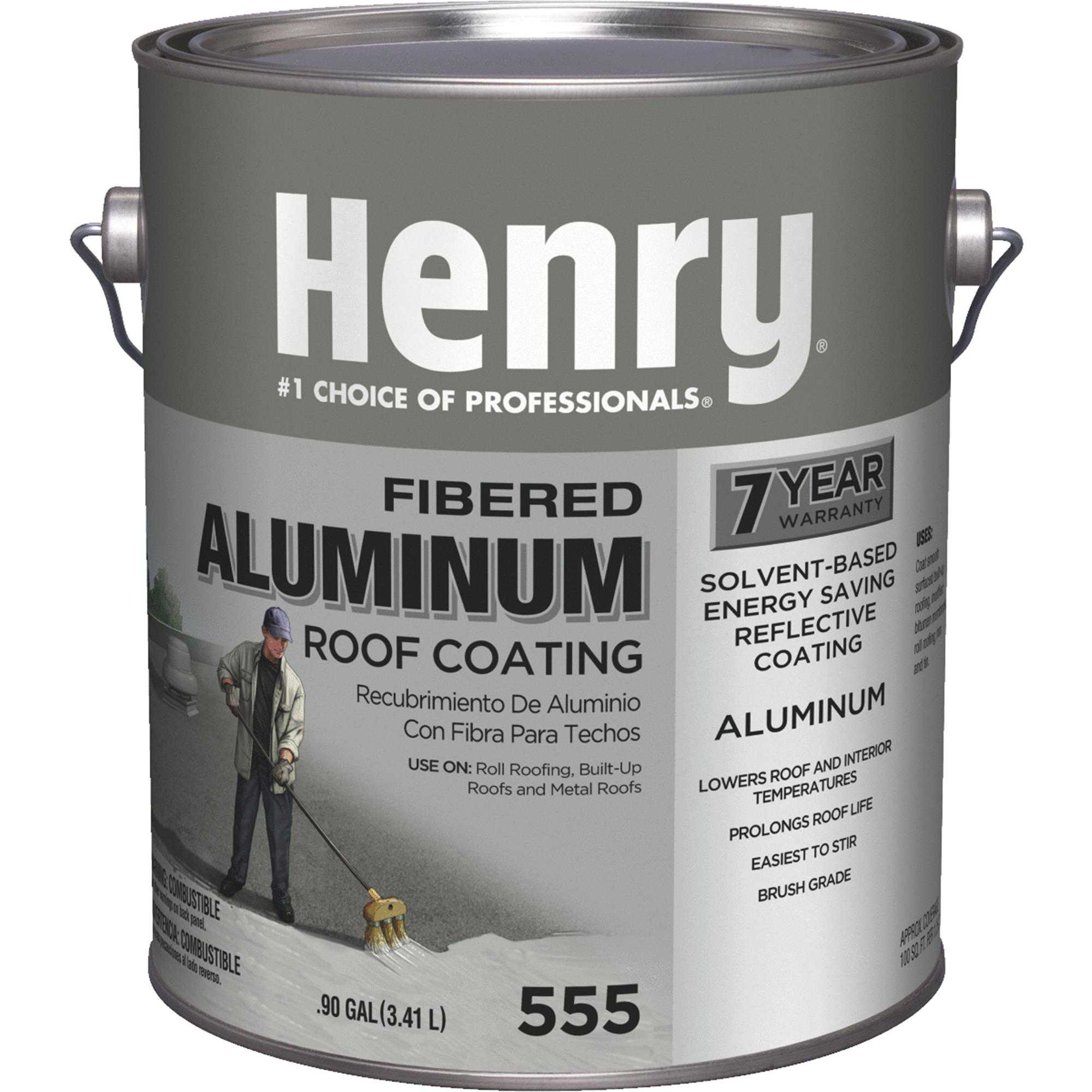 Henry Aluminum Roof Coating