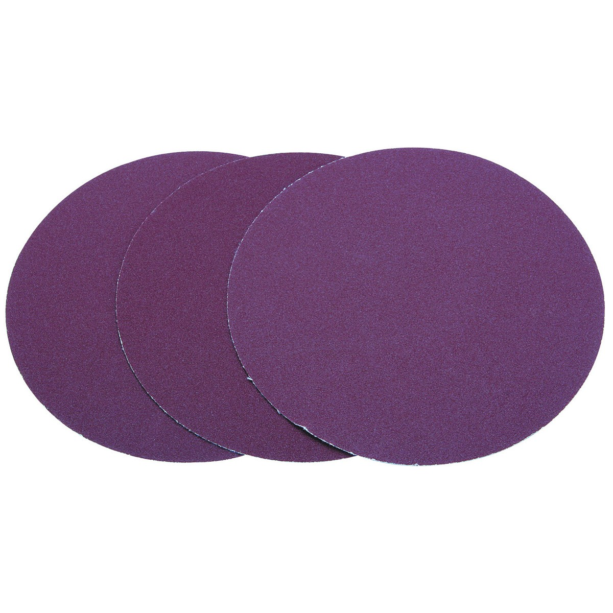 7 in. 150 Grit Sanding Discs 3 Pc