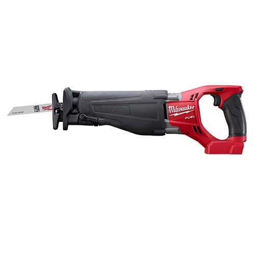 Milwaukee Sawzall M18 FUEL Lithium-Ion Brushless Cordless Reciprocating Saw - Bare Tool